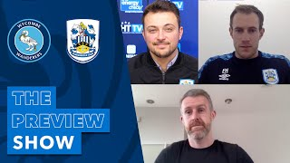 📺 THE PREVIEW SHOW | Wycombe Wanderers vs Huddersfield Town