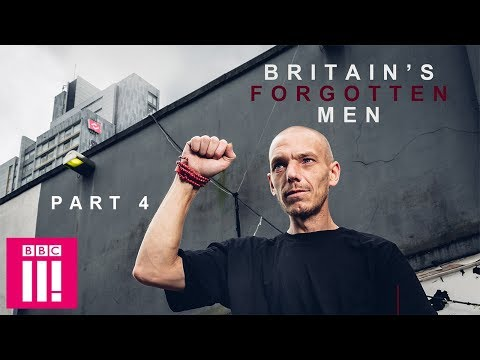 Manchester's Homeless Crisis | Britain's Forgotten Men