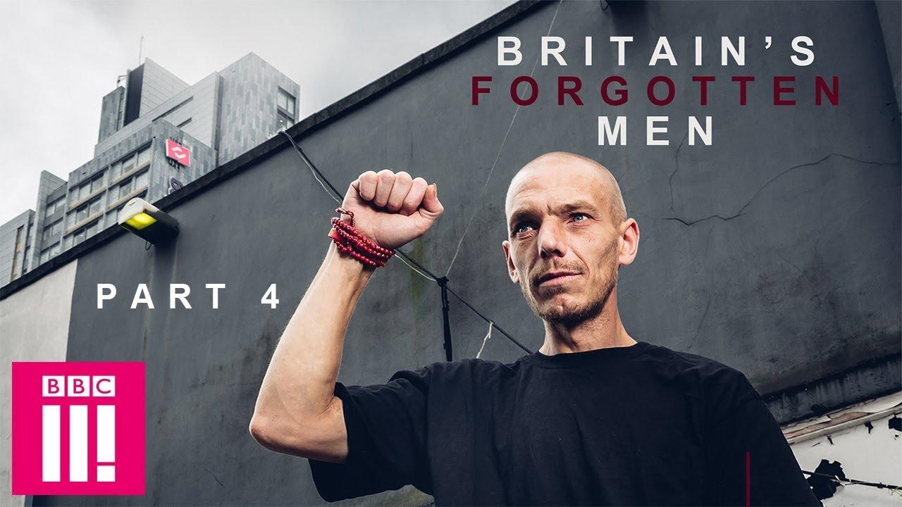 Manchester's Homeless Crisis   Britain's Forgotten Men ...