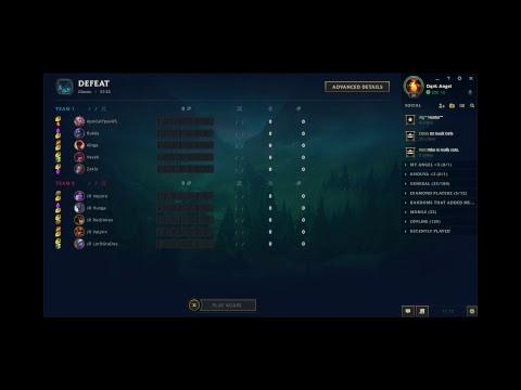 DS vs SD l TeamJr vs OVM l FNK vs CM l LDC Saison 2 Round 4