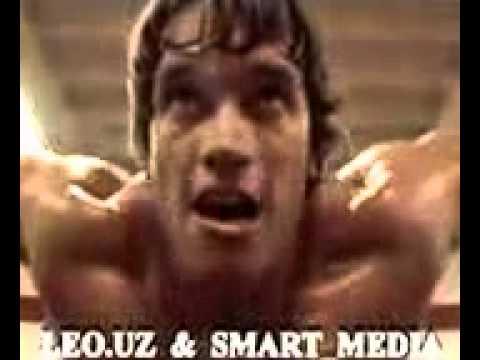 Копия видео Arnold Shvastnegir тренировка!
