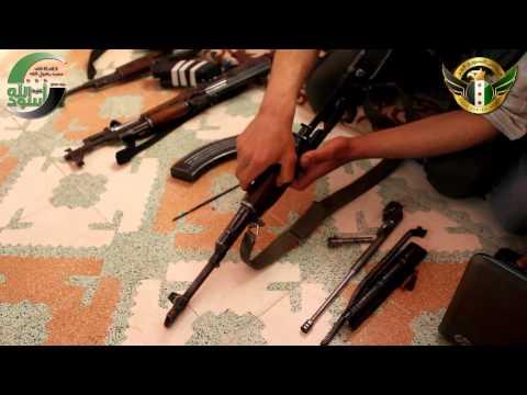 كتيبة أسود الله: التدريب على سلاح كلاشنكوف, درس 1 HD thumbnail