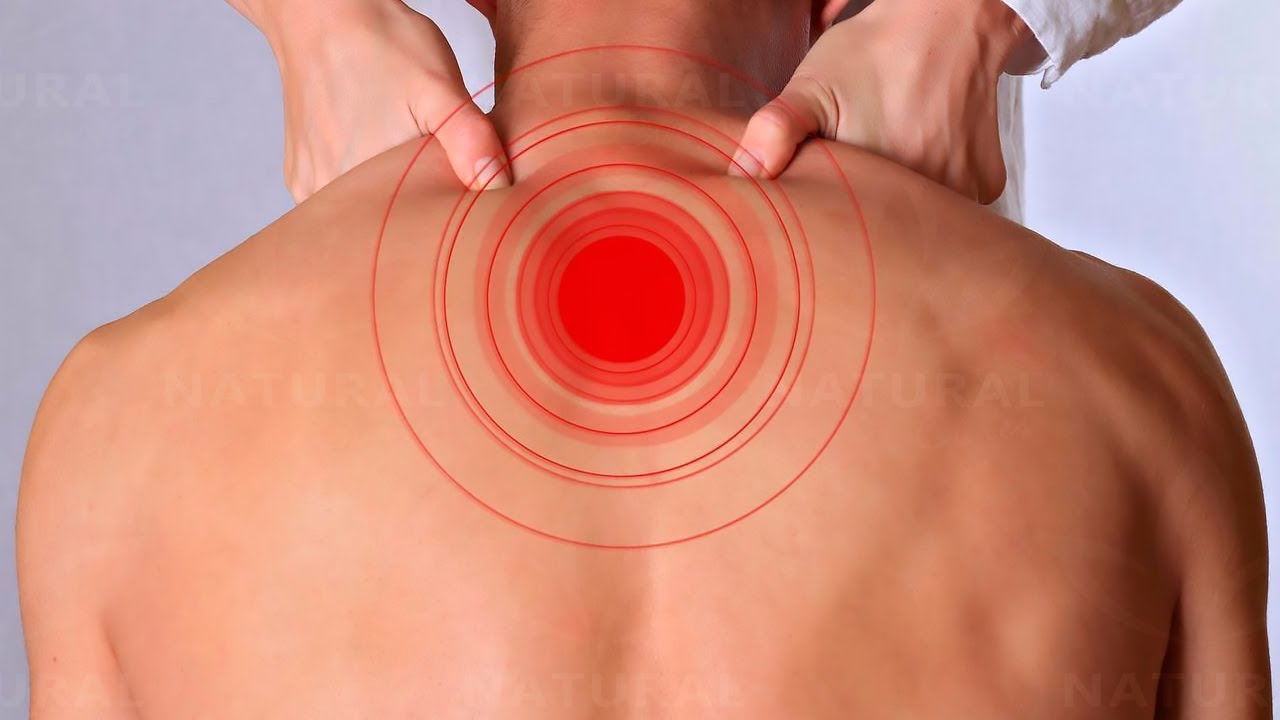 Get Quick Neck Pain Relief By Massaging These Pressure Points
