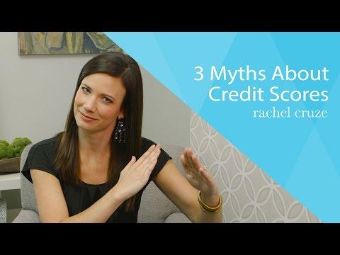 3 Myths About Credit Scores