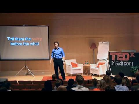 Give a TED talk everywhere you go: Jason Teteak at TEDxMadison