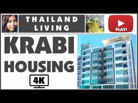 Krabi Housing - Rent and Buying (Actual Listings) 🇹🇭 Thailand Living กระบี่ประเทศไทย