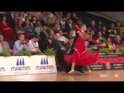 Vladlen Kravchenko - Marina Laptiyeva, KAZ, 1/2 Quickstep