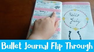 bullet journal flip through   bujo bear