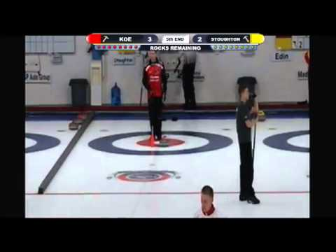 Pomeroy Inn & Suites Prairie Showdown: Jeff Stoughton vs Kevin Koe