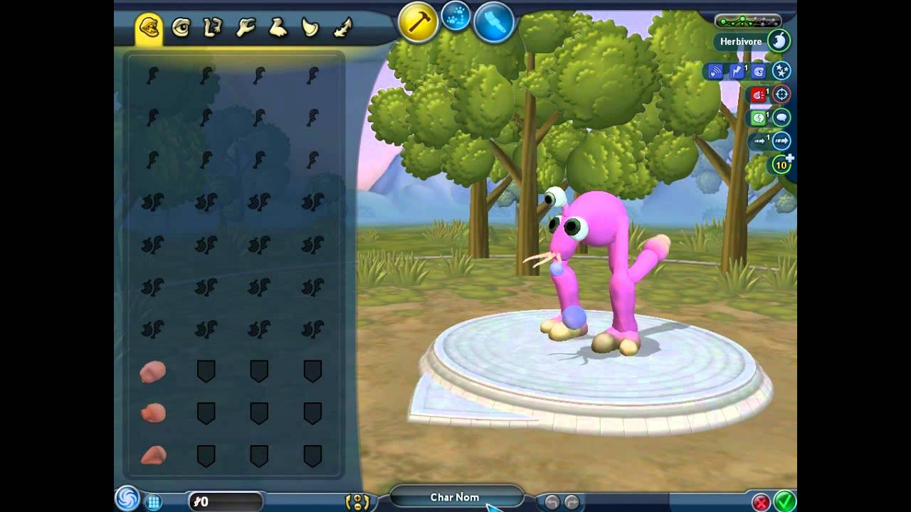 How to cheat to freeze a water planet in spore « pc games.