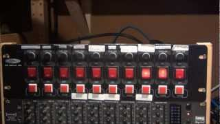 Test und Check zum Showtec DJ Switch 10F (HD)