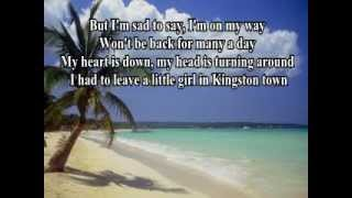 Jamaica Farewell (with Lyrics) - Lord Burgess Arr.P.M.Adamson