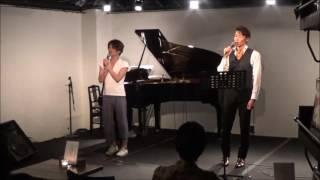 2017年8月7日@渋谷サラヴァ東京 ソワレ・シャンソンコンサートから.