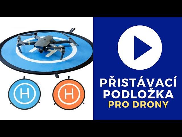 Landing pad /přistávací podložka pro drony