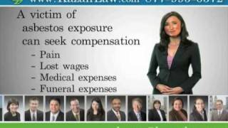 Compensation and Asbestos Claims California Attorneys