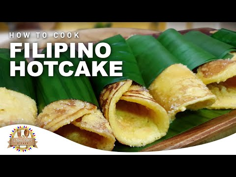 How to Cook Filipino Hotcake (Simple and Easy Recipe)