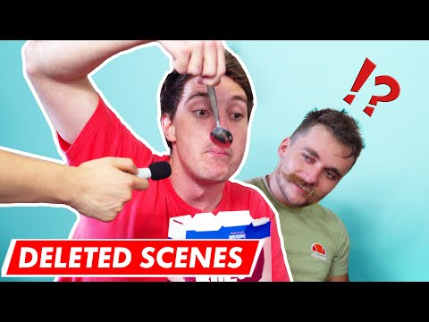 The Click Footage You Haven't Seen! DELETED SCENES!