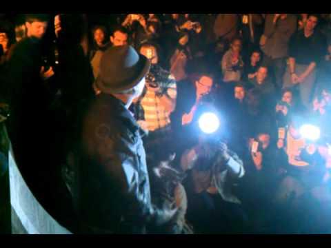 Talib Kweli - Distractions - occupy wall street