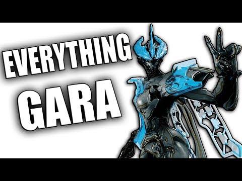 Warframe Build & Guide - Everything Gara thumbnail