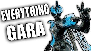 Warframe Build & Guide - Everything Gara