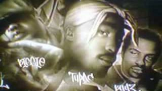 Tupac FT. Akon - Locked up [REMIX]