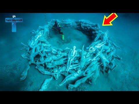 Top 10 Most Bizarre & Strange Discovery Found On Earth That Will Surprise You