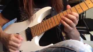 Andy James Guitar Academy Dream Rig Competition -- Charly Sahona
