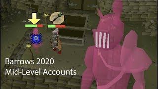 Barrows 2020: Mid Level Guide
