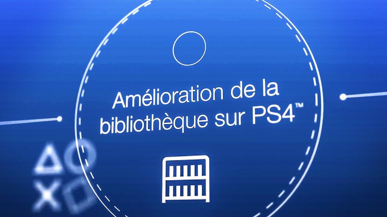 JOUR TÉLÉCHARGER PS4 À 5.50 MISE