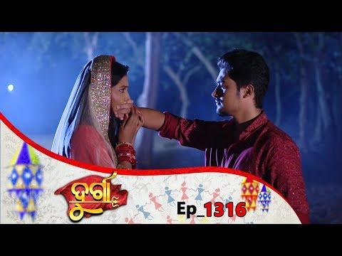 Durga   Full Ep 1316   25th Feb 2019   Odia Serial - TarangTV