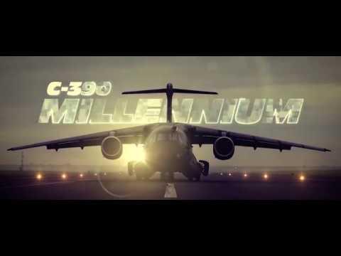 O #Embraer C-390 Millennium