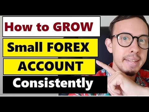 How to grow a small trading account crypto