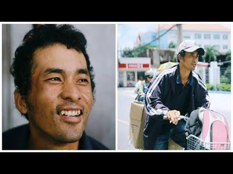 Cảm động về anh shipper khuyết tật giọng nói, đạp xe hàng chục km mỗi ngày để giao hàng khắp Sài Gòn