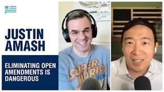 Justin Amash: Does Nancy Pelosi have too much power? | Andrew Yang | Yang Speaks