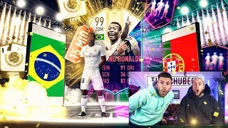 Wir haben PELE 99 😱🔥 Best of Prime Icon Moments & OTW SBC Pack Opening!! FIFA 19