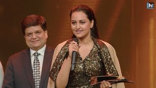 ht indias most stylish 2018 sonakshi sinha wins the breaking the mold female award