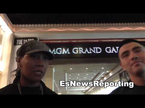 Boxing Trainer Ann Wolfe On Ronda Rousey - ESNEWS BOXING