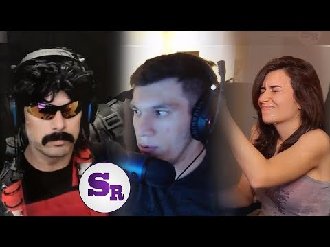 Trainwrecks Opinion On The Hottest Chick On Twitch | Streamer Highlights #29