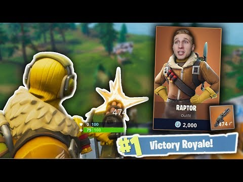 THIS IS HOW YOU GET VICTORY ROYALE - MMG FORTNITE