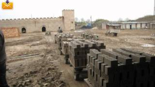Best Clay Brick Factory With Brick Making Machinery And Hoffman Kiln(email To Brick9413@sina.com)