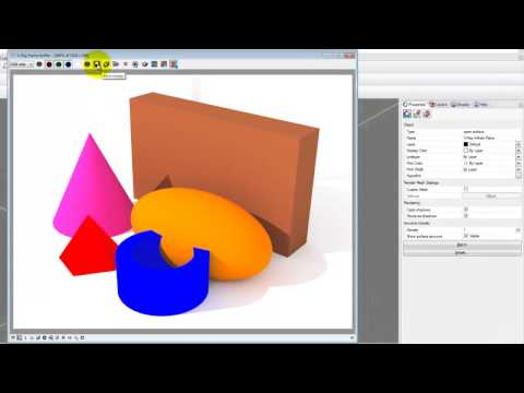Lecture 205 - Introduction to V-Ray and Basic Materials - (Spring 2015)
