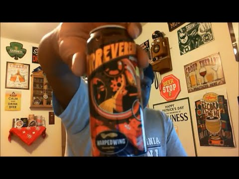 Beer Review: Warped Wing Irreverent