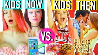 One of jessiepaege's most viewed videos: The Kids NOW vs. Kids THEN