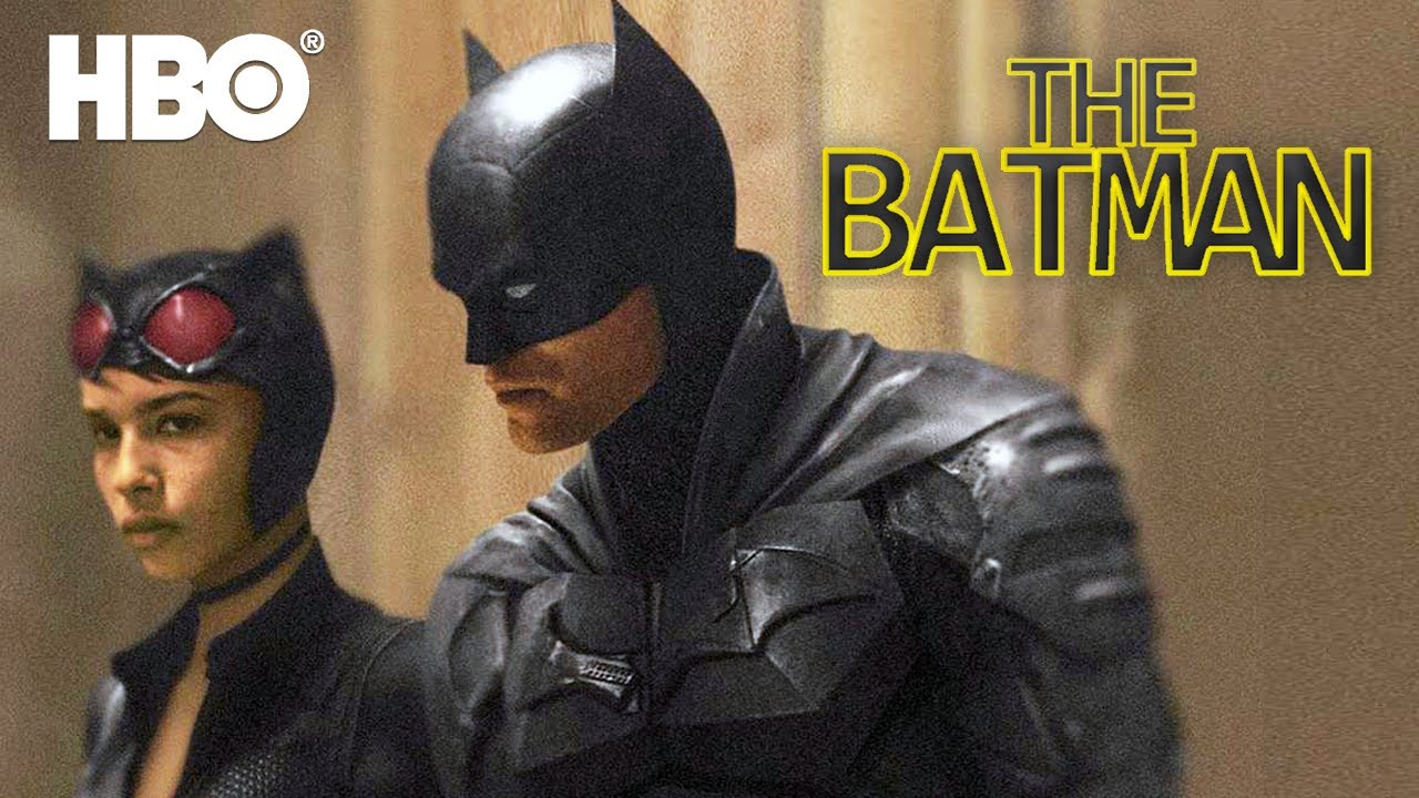 The Batman Movie 2022 and Batman HBO News Breakdown and Easter Eggs