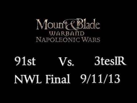 91st Highlanders | Finals NWL Tournament (91st vs 3tesIR LB) 9/11/13