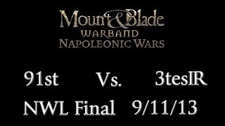 91st Highlanders | Finals NWL Tournament (91st vs 3tesIR LB) 9/11/13
