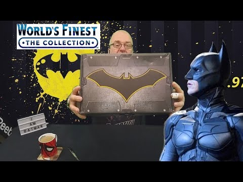 WORLD'S FINEST THE COLLECTION – THE BATMAN BOX