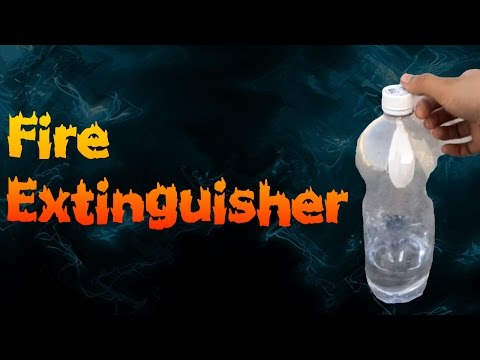 diy fire extinguisher