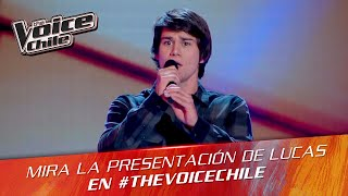 The Voice Chile | Lucas Piraino -  1973
