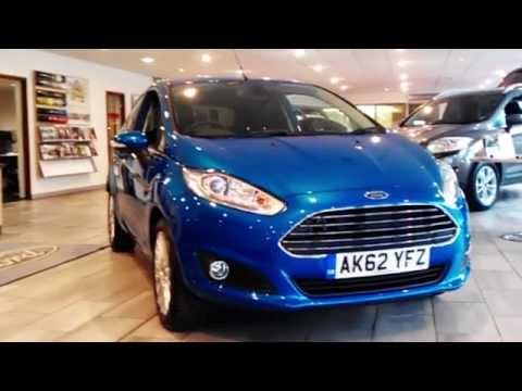 All New Ford Fiesta available at Gates Ford in Essex and Hertfordshire